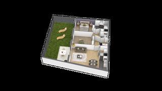 appartement A002 de type T3