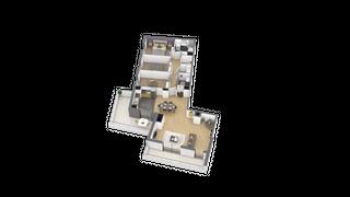 appartement A304 de type T4